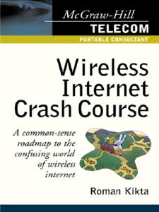Ebook in inglese Wireless Internet Crash Course Fisher, Al