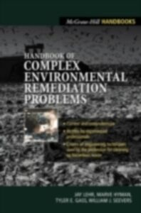 Ebook in inglese Handbook of Complex Environmental Remediation Problems Gass, Tyler , Hyman, Marve , Lehr, Jay , Seevers, William