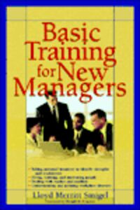 Ebook in inglese Basic Training For New Managers Smigel, Lloyd Merritt