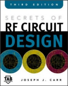 Ebook in inglese Secrets of RF Circuit Design Carr, Joseph