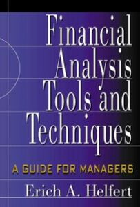 Ebook in inglese Financial Analysis Tools and Techniques Helfert, Erich A.