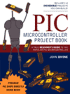 Ebook in inglese PIC Microcontroller Project Book Iovine, John