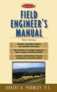 Ebook in inglese Field Engineer's Manual Parmley, Robert