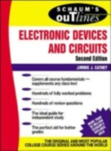 Ebook in inglese Schaum's Outline of Electronic Devices and Circuits, Second Edition Cathey, Jimmie