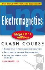 Schaum's Easy Outline of Electromagnetics - Joseph Edminister - cover