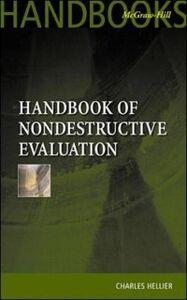 Foto Cover di Handbook of Nondestructive Evaluation, Ebook inglese di Chuck Hellier, edito da McGraw-Hill Education