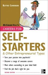 Ebook in inglese Careers for Self-Starters & Other Entrepreneurial Types Camenson, Blythe