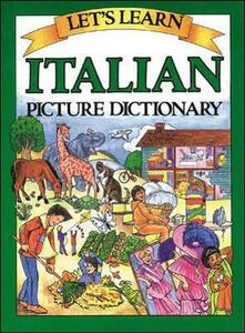 Let's Learn Italian Picture Dictionary - Marlene Goodman - cover