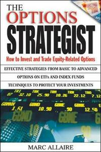 The Options Strategist - Marc Allaire - cover