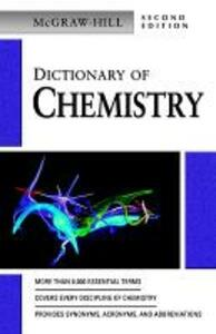 Dictionary of Chemistry - McGraw-Hill Education - cover