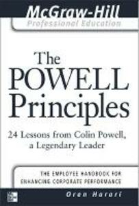 The Powell Principles - Oren Harari - cover
