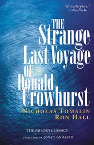 The Strange Last Voyage of Donald Crowhurst - Nicholas Tomalin,Ron Hall - cover
