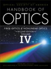 Handbook of Optics, Volume IV