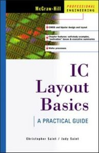 Ebook in inglese IC Layout Basics Saint, Christopher , Saint, Judy