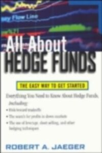 Ebook in inglese All About Hedge Funds Jaeger, Robert