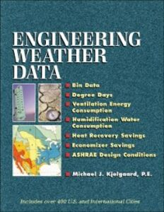 Ebook in inglese Engineering Weather Data Kjelgaard, Michael