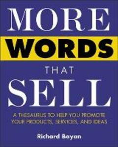 More Words That Sell - Richard Bayan - cover