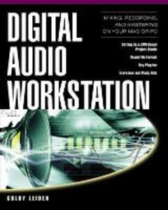 Digital Audio Workstation - Colby Leider - cover