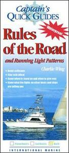Rules of the Road and Running Light Patterns - Charlie Wing - cover
