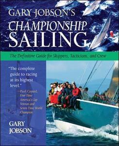 Gary Jobson's Championship Sailing - Gary Jobson - cover