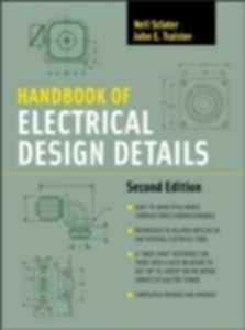 Ebook in inglese Handbook of Electrical Design Details Sclater, Neil , Traister, John
