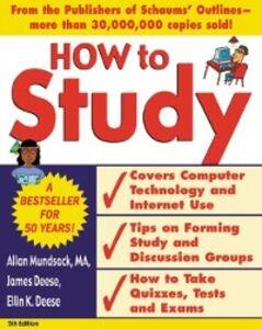 Foto Cover di How to Study 5/e, Ebook inglese di AA.VV edito da McGraw-Hill Education