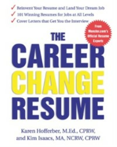 Ebook in inglese Career Change Resume Hofferber, Karen , Isaacs, Kim