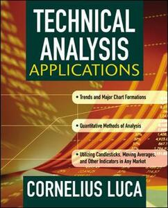 Technical Analysis Applications - Cornelius Luca - cover