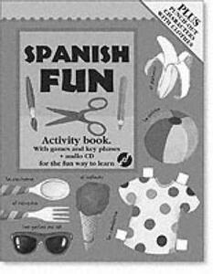 Spanish Fun - Catherine Bruzzone - cover
