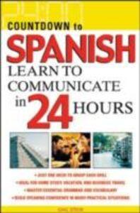 Ebook in inglese Countdown to Spanish Stein, Gail
