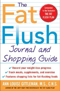 Ebook in inglese Fat Flush Journal and Shopping Guide Gittleman, Ann Louise