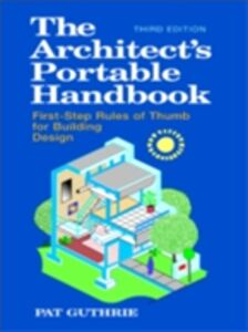 Ebook in inglese Architect's Portable Handbook Guthrie, John
