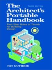 Architect's Portable Handbook