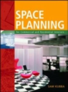 Ebook in inglese Space Planning for Commercial and Residential Interiors Kubba, Sam