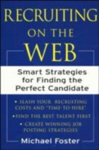 Ebook in inglese Recruiting on the Web Foster, Michael