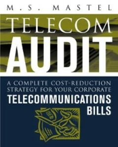 Ebook in inglese Telecom Audit Mastel, M