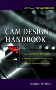 Ebook in inglese Cam Design Handbook Rothbart, Harold