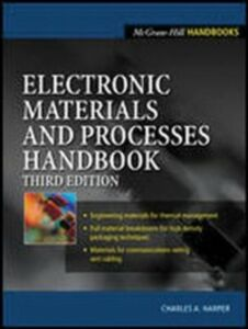 Ebook in inglese Electronic Materials and Processes Handbook Harper, Charles