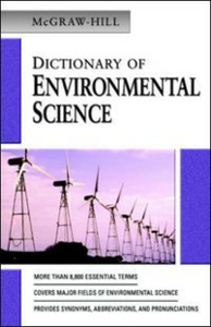 Ebook in inglese MCGRAW-HILL DICTIONARY OF ENVIRONMENTAL SCIENCE & TECHNOLOGY McGraw-Hill Educatio, cGraw-Hill Education