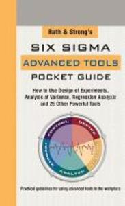 Rath & Strong's Six Sigma Advanced Tools Pocket Guide - Rath & Strong - cover