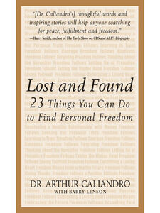 Ebook in inglese Lost and Found Caliandro, Arthur , Lenson, Barry