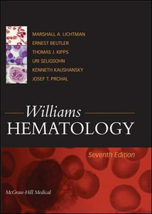 Libro Williams hematology