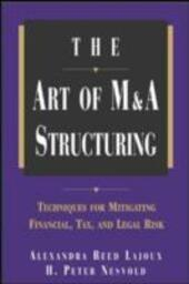 Art of M&A Structuring