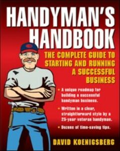 Ebook in inglese Handyman's Handbook Koenigsberg, David