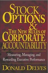 Stock Options and the New Rules of Corporate Accountability
