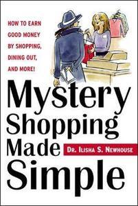 Mystery Shopping Made Simple - Ilisha Newhouse - cover