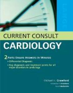 Current Consult Cardiology - Michael H. Crawford - cover