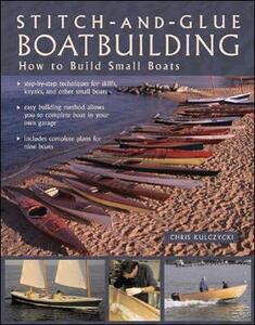 Stitch-and-Glue Boatbuilding - Chris Kulczycki - cover
