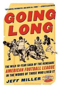 Grade: Going Long - Miller - cover