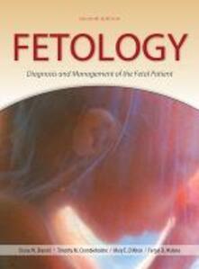 Fetology: diagnosis & management of the fetal patient - copertina